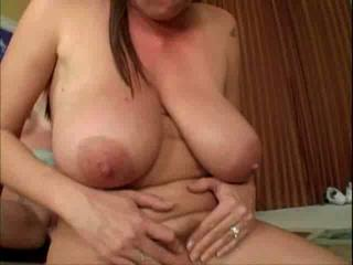 youthful and mature in 4some