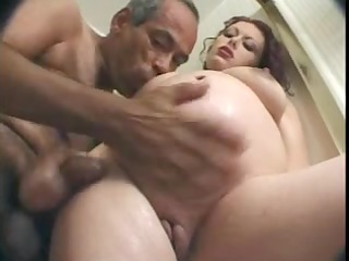 mature boy-friend fucks preggo woman