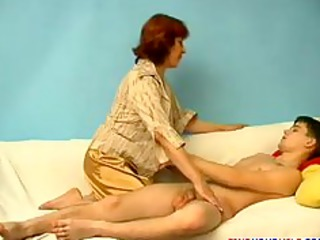 mature mom and son 161