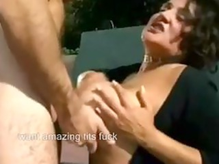 danish mommy fuck by italian stepson