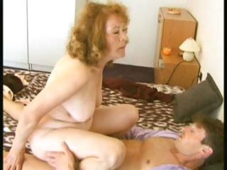 granny massage fuck