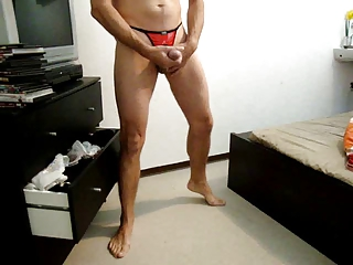 cum in wifes panty