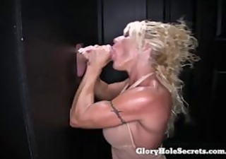 gloryhole secrets gina cum loving fitness d like