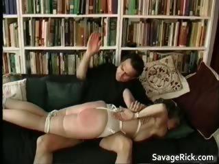 perverted milf is sex slave in weird servitude