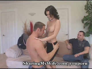 honey housewife gets hammered