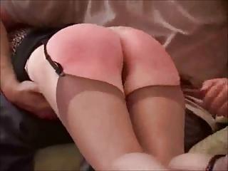 older women spanked