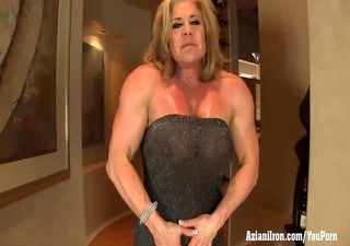 aziani metallic mature bodybuilder wanda moore