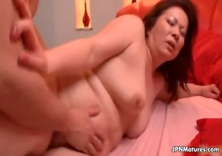 dick loving thick aged wife from japan
