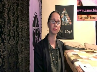 mature wiccan roleplays as sex therapist and